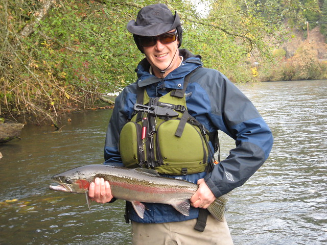Dan Phillips Steelhead