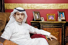 The New God Father! -     (Aziz J.Hayat   ) Tags: magazine kuwait  aziz q8   shehe             jhayat