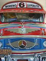 Mercedes-Benz Museum - Mercedes-Benz LO 1112 Omnibus 1969