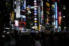 (quashlo) Tags: tokyo shinjuku neon       shinjukuward retailstreet