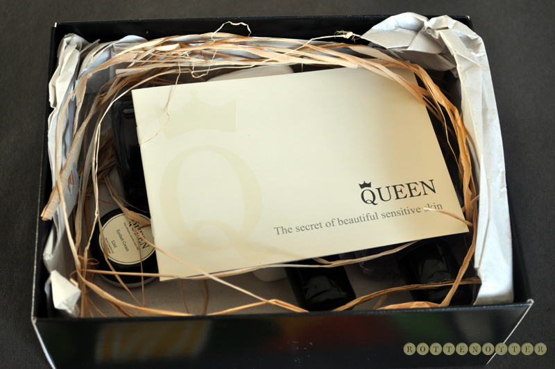 queen cosmetics sensitive skin care gift set christmas ideas 06