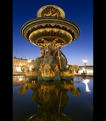 Fontaine de la Concorde  sec (Zed The Dragon) Tags: longexposure morning light sunset 3 paris yellow statue night jaune reflections pose french gold lights iso100 long exposure flickr place shot minolta or sony f100 images best musee fave ciel concorde getty faves 20mm alpha nuage fontaine nuit mange reflets hdr sal fond zed lampadaire placedelaconcorde francais bleue longue parisien favoris 0sec a850 lumires hpexif minolta20mmf28 100commentgroup 100comment dslra850 alpha850 mygearandme zedthedragon 100coms artistoftheyearlevel2 aboveandbeyondlevel1 flickrstruereflection1 flickrstruereflection2 flickrstruereflection3 flickrstruereflection4 flickrstruereflection5 flickrstruereflection6 flickrstruereflection7 aboveandbeyondlevel2