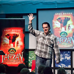 Andy Briggs Tarzan event