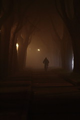 inside an inquietude (Claudi-ella) Tags: mist fog nebbia solitudine inquietudine