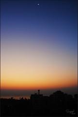 (puzzlescript) Tags: morning sun moon dawn nikon vizag kesari visakhapatnam d3000 ravigopal
