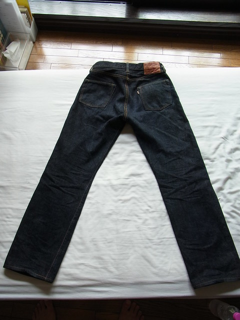 MOMOTAROU Jeans 9th July 2011 (18days)