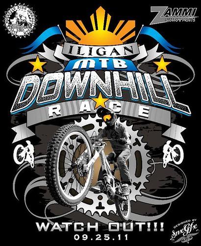Iligan MTB Downhill Race