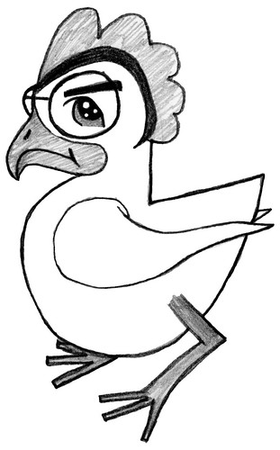 pufflings coloring pages - photo#10