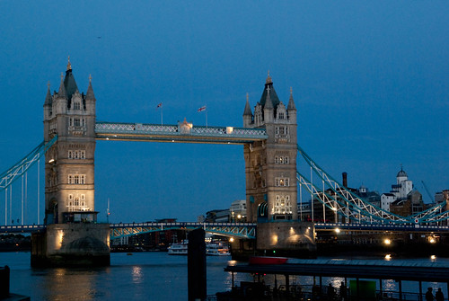 【一個人啪啪走】英倫假期-Tower of London & Tower Bridge