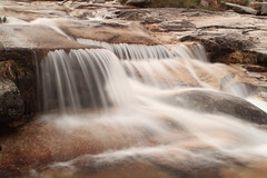 Catacol Burn (shotlandka) Tags: longexposure water canon eos glen isle arran 500d catacol mygearandmeplatinum arrancatacol burnwaterstreamflowrockswhite scotland