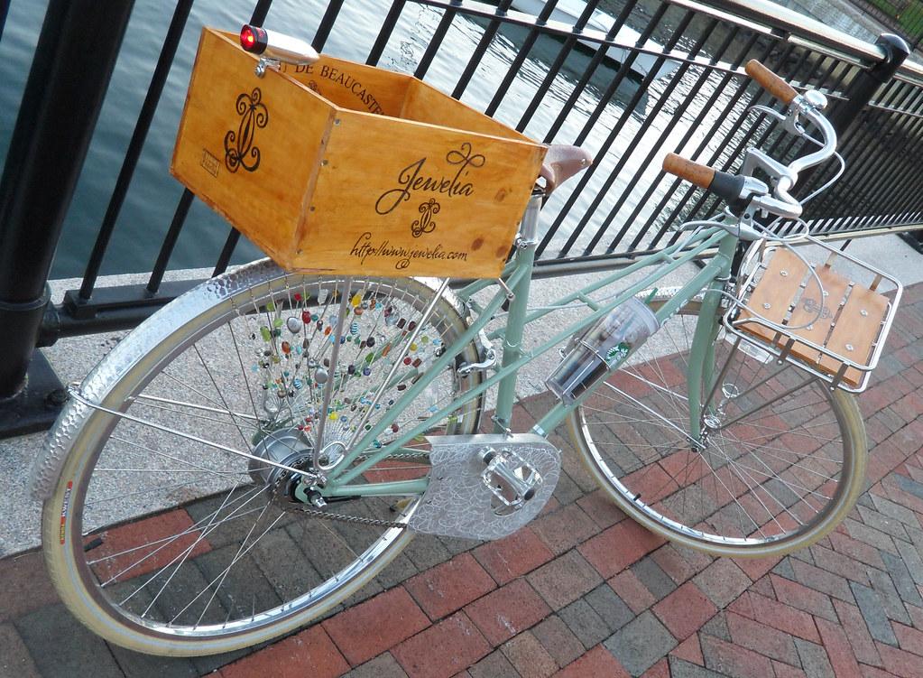 Jewelia Bicycle