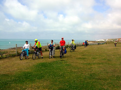 Brighton Clarion Cycle ride 10 July 2011