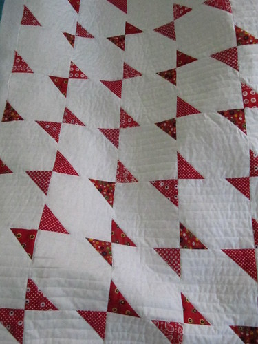 "Quilt from ""Stitched from the Soul: Slave Quilts from the Antebellum South."""