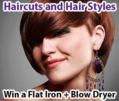 Haircuts and Hairstyles Photo Contest on Lenzr.com