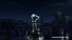GIANTESS ZONE MID NIGHT MEGAS (darthbriboy) Tags: hot sexy zone giantess vore darthbriboy