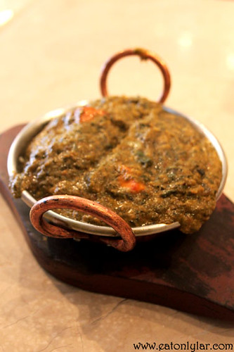 Saag Paneer, Ambala Indian Restaurant & Takeaway