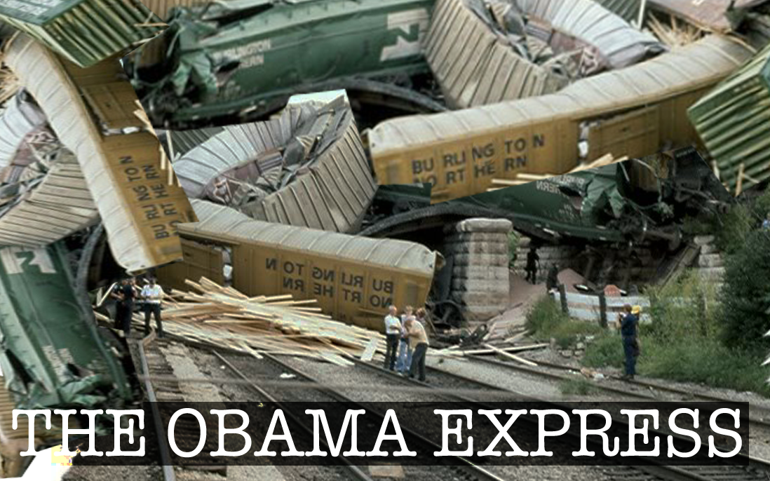 THE OBAMA EXPRESS