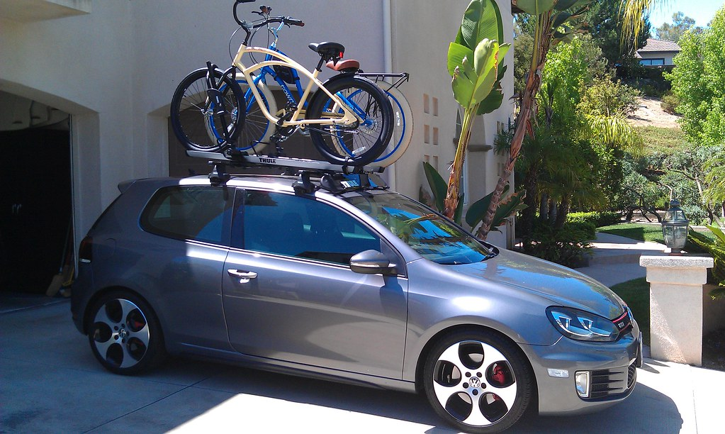 Thule Bike Roof Rack Info Guide Thread Plenty O Pics