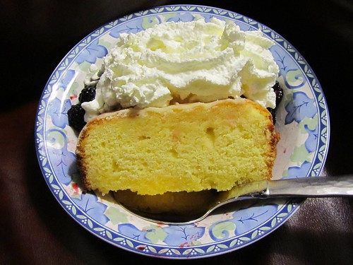 Barefoot Contessa Orange Poundcake