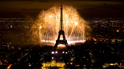 feux d artifice paris