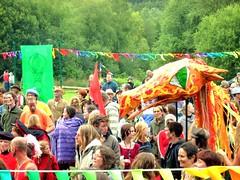 Opening Ceremony dragon 6