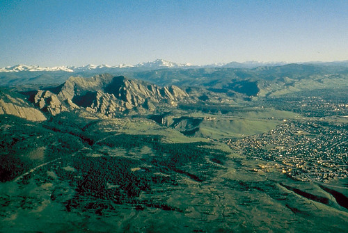 Photo - Aerial View of Boulder