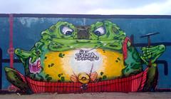 Big_Flanela (bgodone) Tags: brazil graffiti frog bahia salvador sapo magnified prova cortona hoot nkotb nieuwpoort aspire ende figueiradafoz 植物園 needlefelt haveaseat pistoiablues bigod eoshe hmam flickaday nova10ordem facedowntuesday slidersunday sliderssunday fdtbigodgraffitibrazilsalvadorbahiafrogsaponova10ordempistoiabluesnieuwpoortendehaveaseatflickadayneedlefeltfacedowntuesdayslidersundaycortonaprovaeoshe植物園aspirehootfigueiradafozmagnifiedhmamsliderssundaynkotb