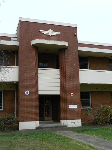 Accommodation Block, Laverton
