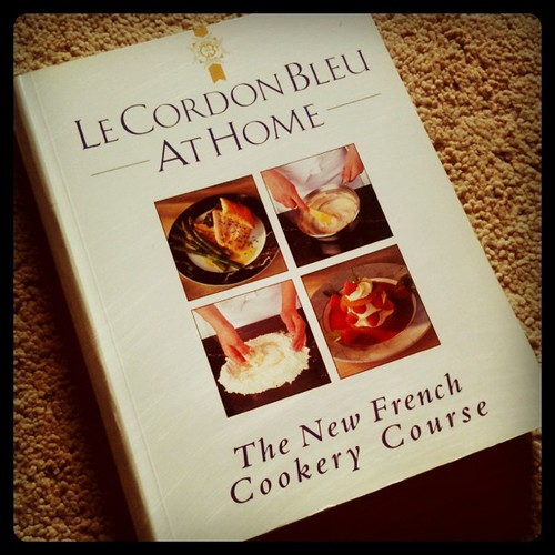 Le CorDon Bleu At Home