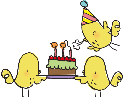 Woo! Blog Birthday!