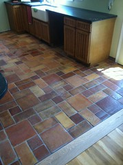 Robinson Flooring Inc. - Tile Transition Threshold