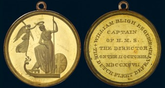Bligh gold medal