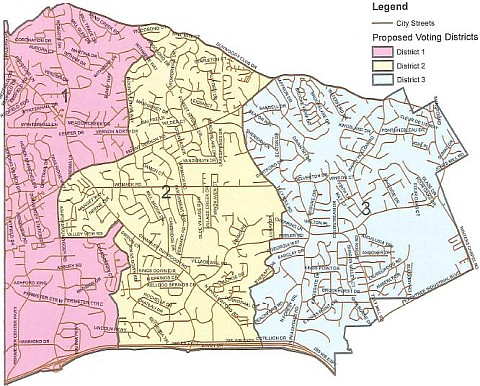 Map Of Georgia Voting Districts.Heneghan S Dunwoody Blog City Of Dunwoody Elections And 2011