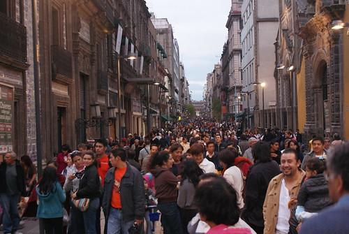 Gentío de gente by FotoMimo