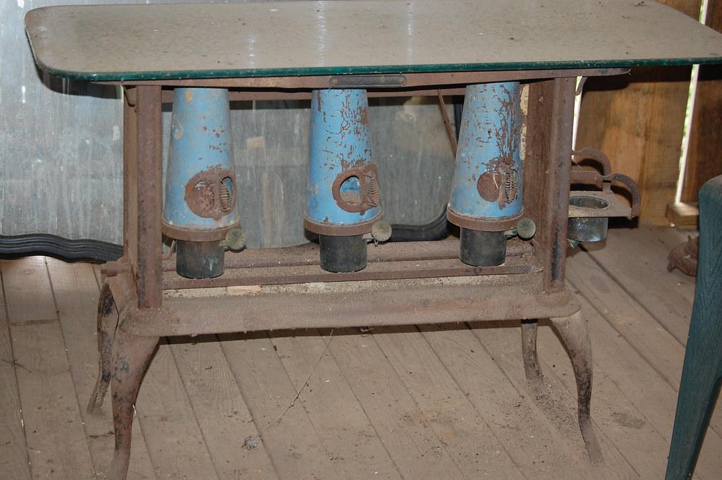 Antique Oil Heater ?