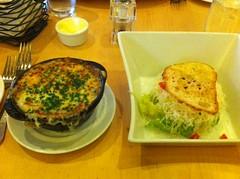 Dinner at Central