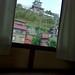 北の窓から神岡城。
