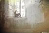 What A Mischief You Would Bring (Rick Nunn) Tags: london window wall garden bracket rick blond sit nunn flair canonef135mmf2l vsortpop