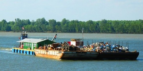 Living Lands & Waters Barge