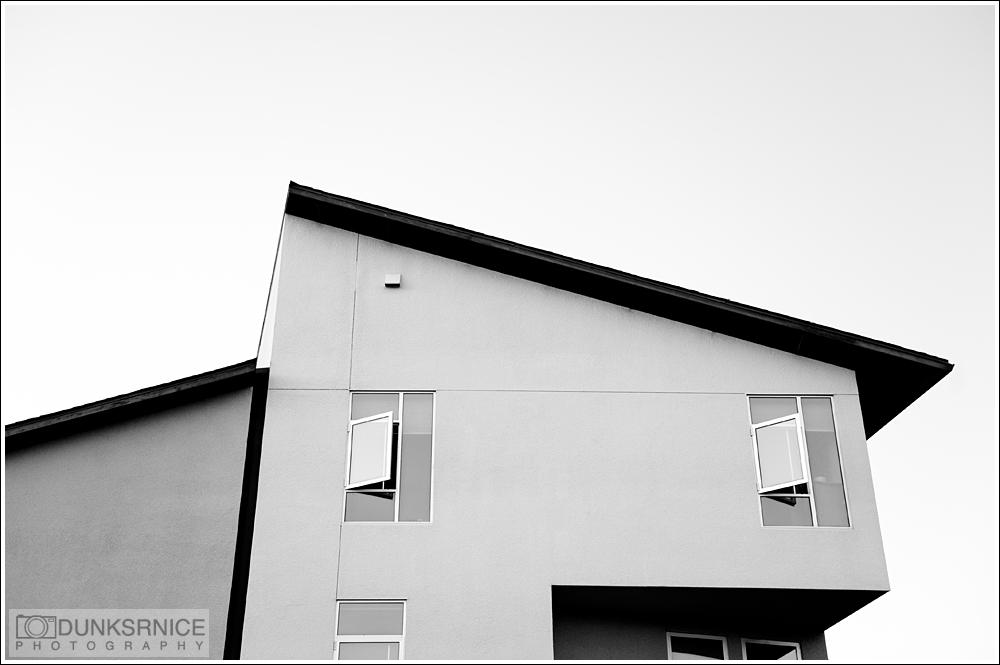 House B&W.