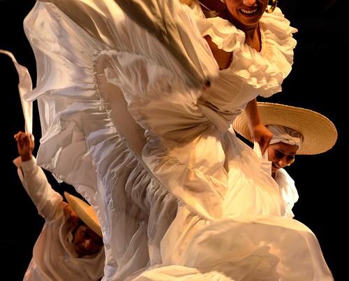 Ballet Raices de Colombia, Harbourfront, Toronto