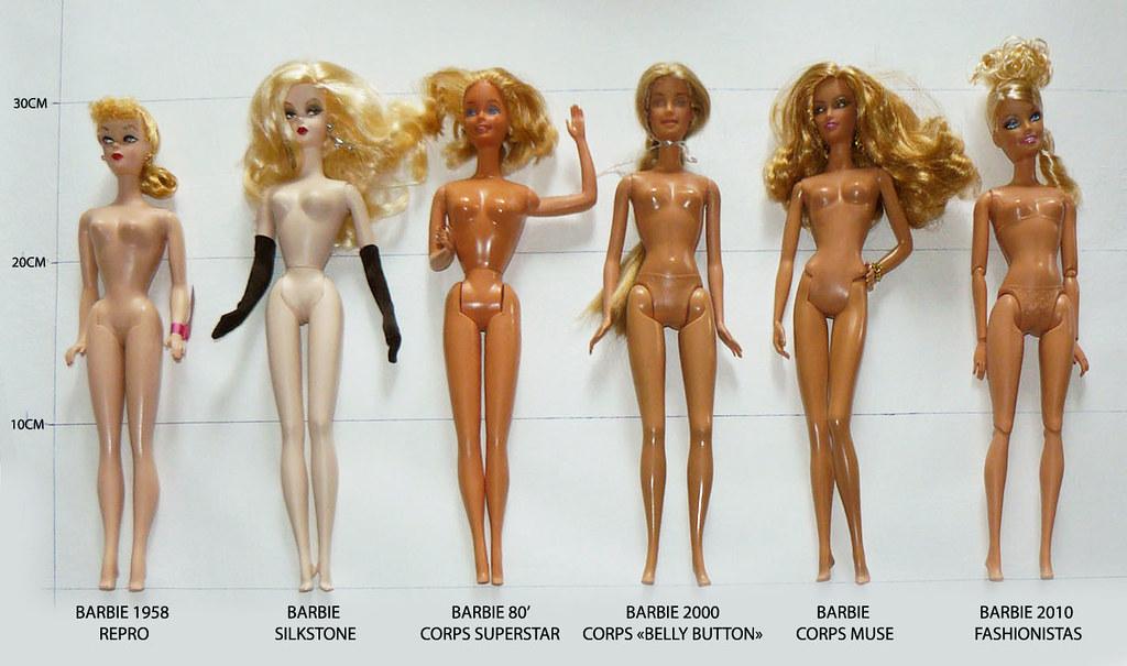 Morphologie de Barbie à travers les âges... 5957185386_dcb91b6b75_b
