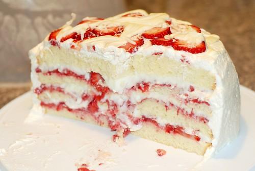 Cassata Cake Recipe