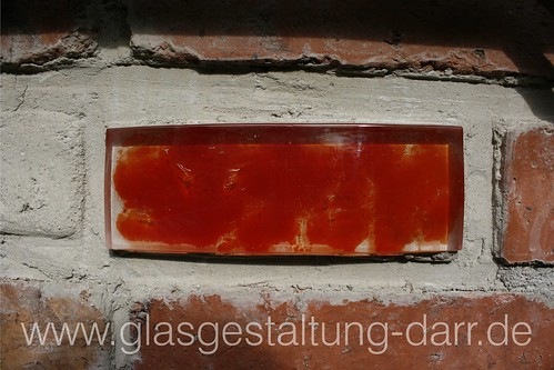 """Glas-""""Ziegel"""" / bricks made of glass • <a style=""""font-size:0.8em;"""" href=""""http://www.flickr.com/photos/65488422@N04/5961153017/"""" target=""""_blank"""">View on Flickr</a>"""