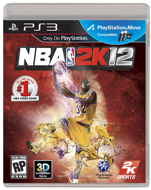 NBA 2K12 - Magic