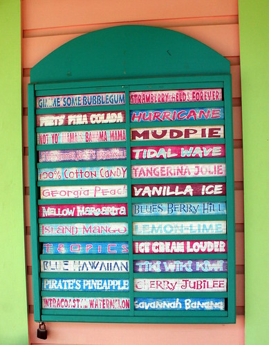 Smoothie Flavors At Lulu's