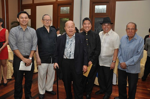 Testimonial Dinner in Honor of Ambeth Ocampo (July 22, 2011)