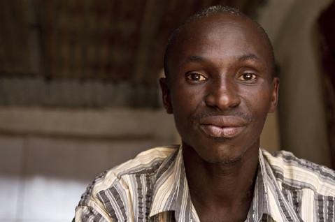 Macumbaya village's chief.