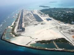 Maamigili Airport (m o d e) Tags: island airport construction south under aerial domestic villa maldives ari atoll constructing maamigili