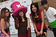 Anime Expo 2011- LA Day 4-143.jpg (FJT Photography) Tags: hot anime sexy green stockings girl beautiful leather yellow japan lady female canon hair asian eos japanese tokyo la costume video los cool jump punk comic mask expo angeles cosplay lace gothic models chinese manga silk fair games international korean wig superhero animation latex 28 otaku oriental ax festa 2009 con spandex lacc fanime 2012 2010 sdcc fanimecon 2011 1755mm comiket reitaisai 60d animeexpo2011 ax2011